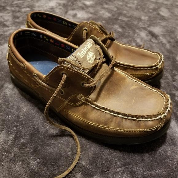 Timberland Earthkeepers KiaWah Bay Boat Shoes